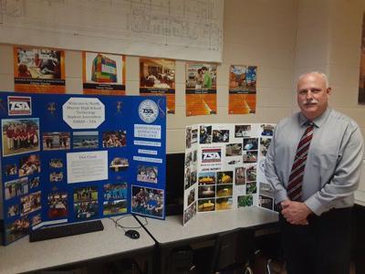 'I spark their creativity': Approach nets North Murray High instructor Teacher of the Year award