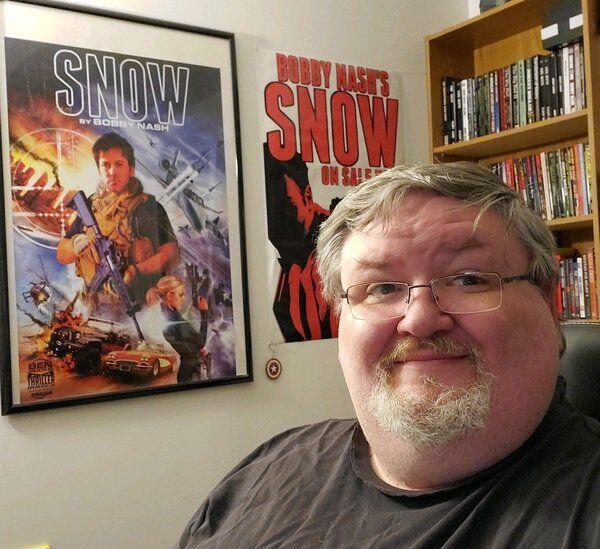The Bookshelf: Author Spotlight: Bobby Nash