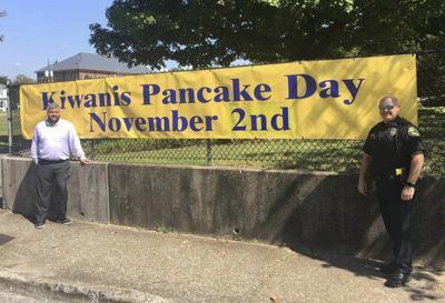 60th annual Kiwanis Pancake Day is coming up on Nov. 2