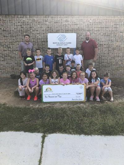 Local Boys & Girls Clubs receives $5,000 donation
