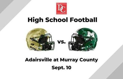 Murra can't get offense going in 55-13 setback to Adairsville