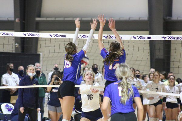 In a season of firsts, Northwest Whitfield falls one step short of first volleyball title