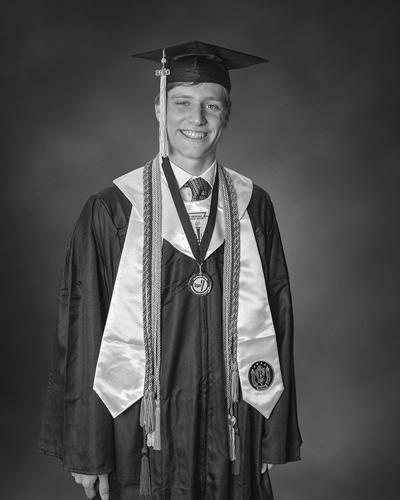 Barbre receives Joseph E. Willard Scholarship