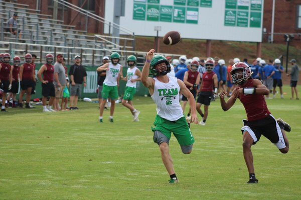 Absent last year, offseason competitions helping area football programs prepare