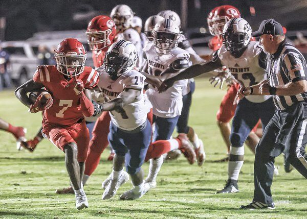 Opportunistic defense sparks Dalton in 27-15 Homecoming victory