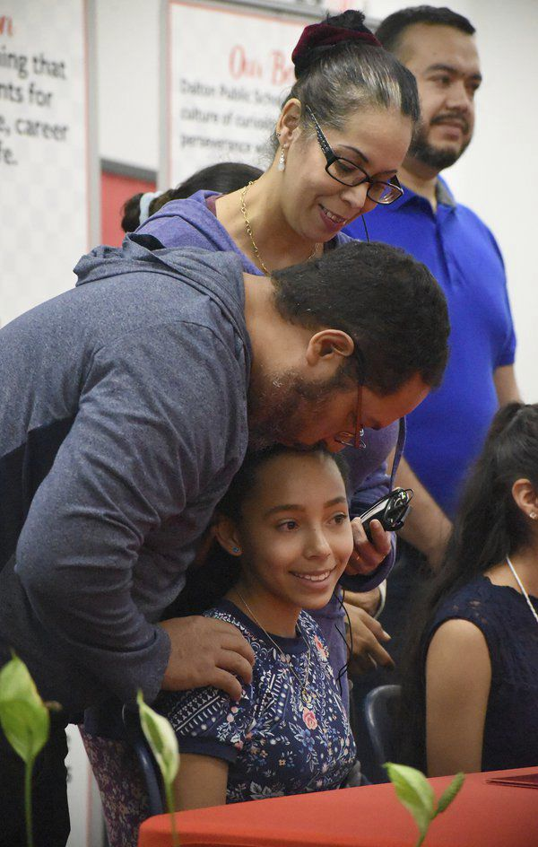 REACH Scholars hope to serve others