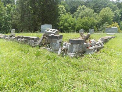 City may seek funding for master plan for West Hill Cemetery; would include plan to fix damaged stonework