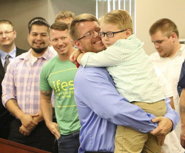 Drug Court celebrates lives changed for the better