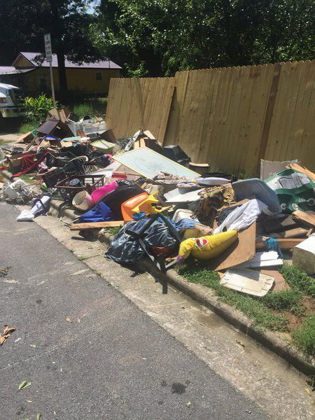 Dalton moves toward stricter enforcement of rules for brush, rubbish
