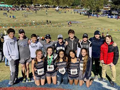 High school cross country: Coahulla Creek has two runners place in top 15 at the Class 3A state meet