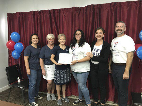 Murray-Whitfield CASA honored with innovation award