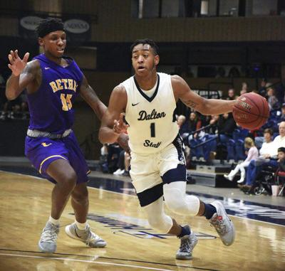 Dalton State's Bell named conference co-player of the year