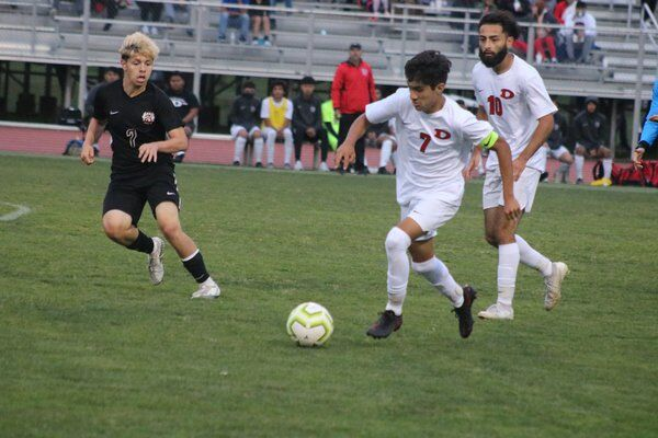 Stalemate: Dalton and Southeast again play to a draw on final night of regular season