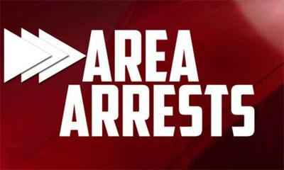 Area Arrests for March 25