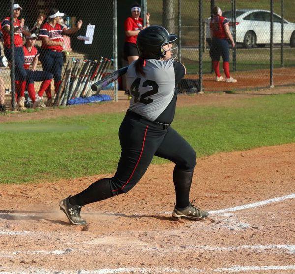 Dalton's Jones develops into a key player for LaGrange College softball