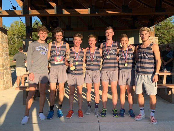 Running over region: Four area cross country teams advance to state meets