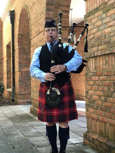 Annual Kirkin' o' the Tartans service this Sunday