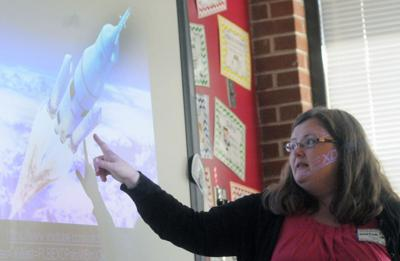 Dalton native talks to students about work with NASA