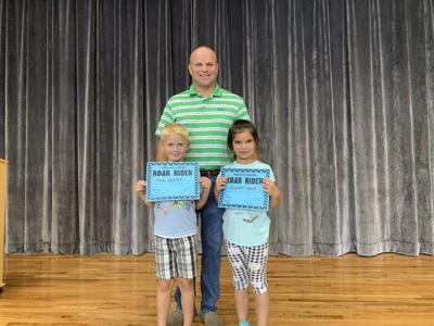 Spring Place Elementary students honored for positive behavior