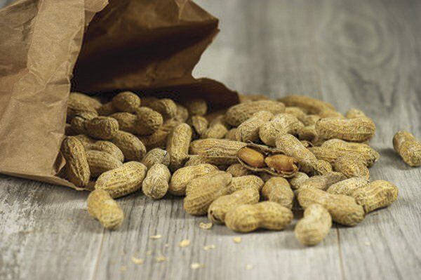 Growings On: Building a better peanut
