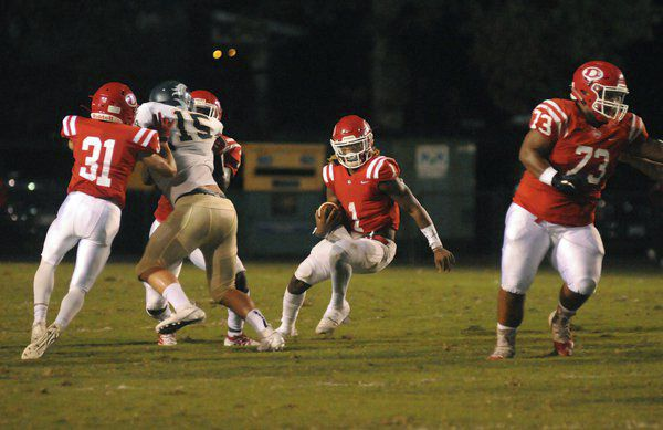 Back at it: Dalton bounces back from first loss of season, takes down River Ridge