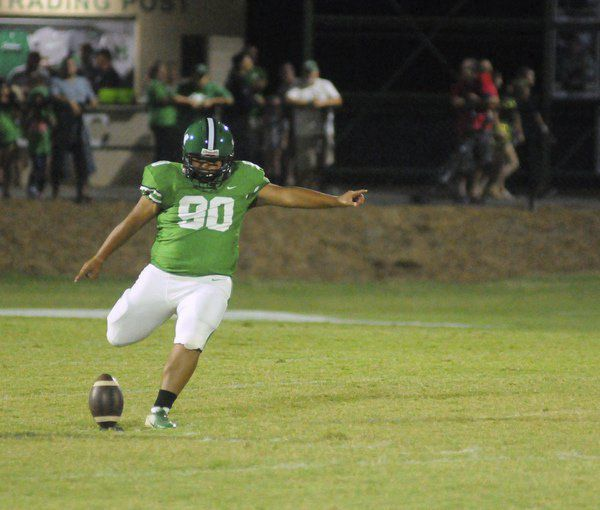 Special teams special: Murray County kicker ties school record for longest field goal in win over Coahulla Creek