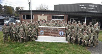 Dalton-based National Guard unit headed home from Afghanistan sooner than expected