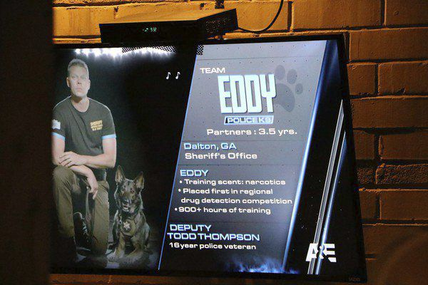 Whitfield's Eddy the top dog on most recent episode of 'America's Top Dog'
