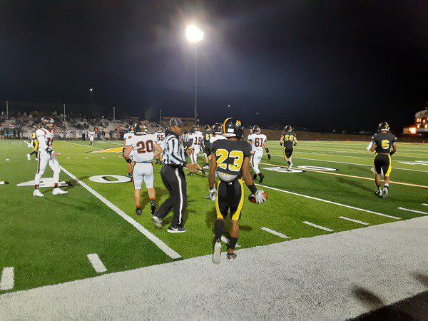 North Murray outduels LaFayette in wild 49-42 game