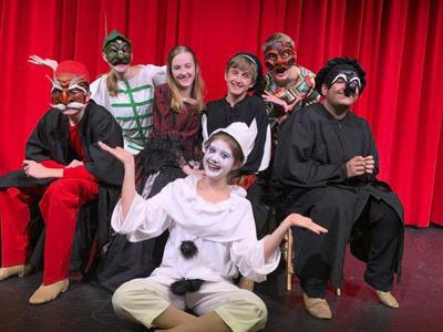 DHS One-Act challenges students