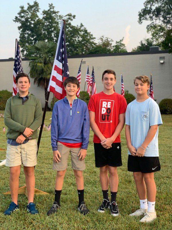 Citizens of the Week: Conrad Coleman, Drew Snyder, Hampton Starks and Owen Witt