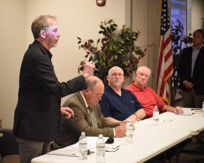 City Council candidates differ on Dalton Utilities bill at League of Women Voters forum