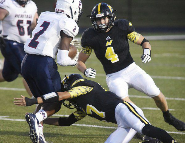Recruitment road: North Murray linebacker interested in service academies