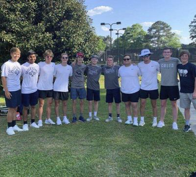 High school roundup: Several advance in tennis playoffs; seasons end for Coahulla Creek, Christian Heritage girls soccer