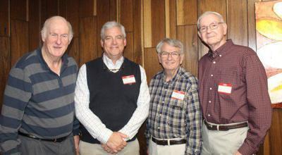Retired educators meet