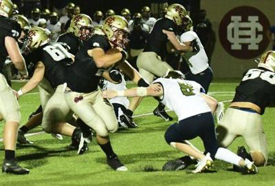A look at the high school football schedule for week three