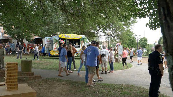 Friendship House Music Festival features bands, food and fun