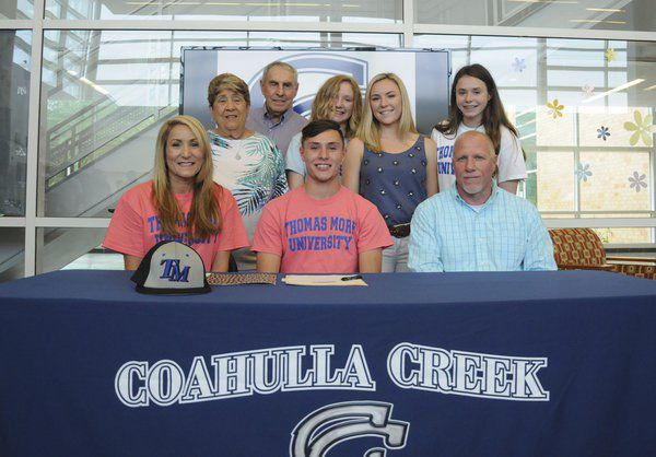 Ready for more: Coahulla Creek senior to continue football career after making stamp on program