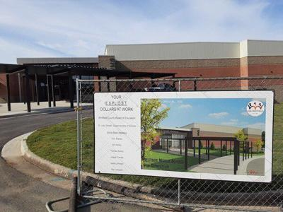 County school board members briefed on construction projects, safety and virtual education