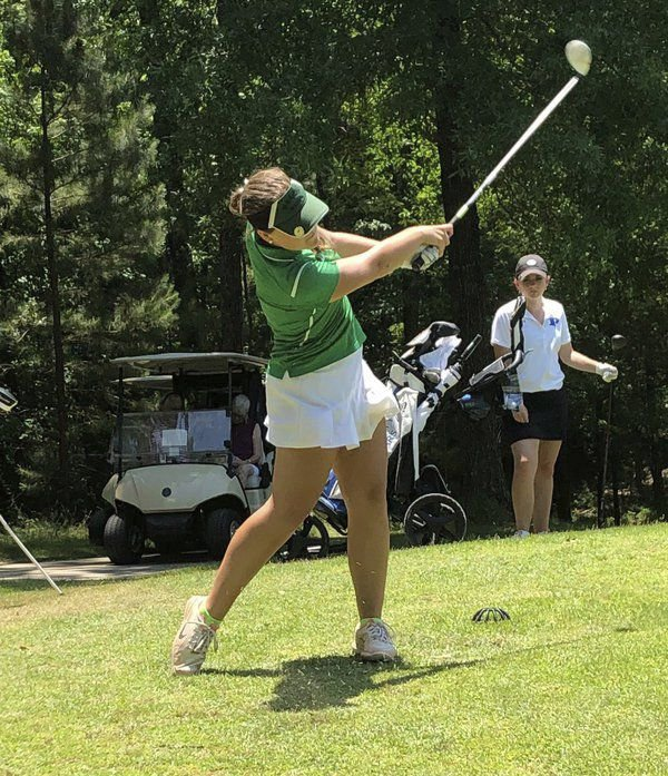 Cool under pressure: Murray County golfer wins second straight state championship under high expectations