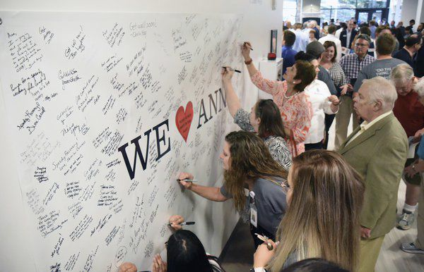 'Changing lives': New home of Wright School of Business opens at Dalton State College