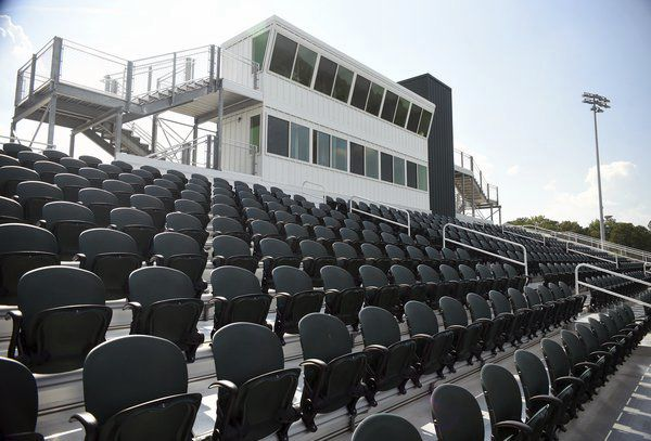 Fresh look: Murray County enjoying first phase of updated stadium, facilities