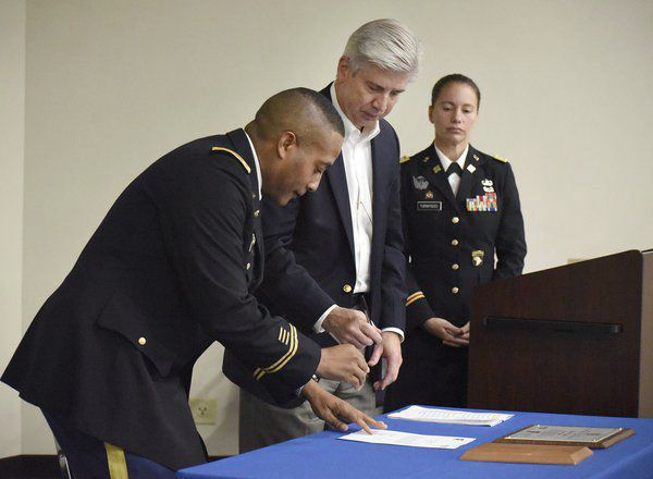 Dalton Utilities partners with Army to help vets