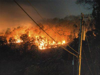 Officials urge caution in outdoor burning; Dalton, Murray County remain under burn bans