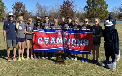 DSC cross country team wins conference crown