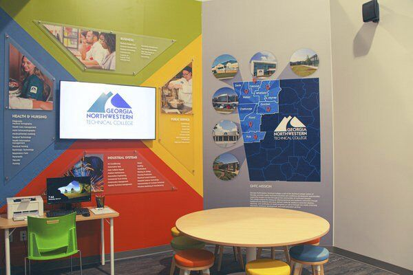 GNTC partners with Junior Achievement of Georgia to launch storefront at JA Discovery Center of Greater Dalton