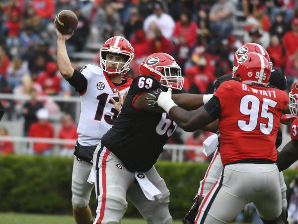 QB Stetson Bennett returns to Georgia after a year at junior college