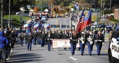 Veterans Day Parade set for Nov. 9