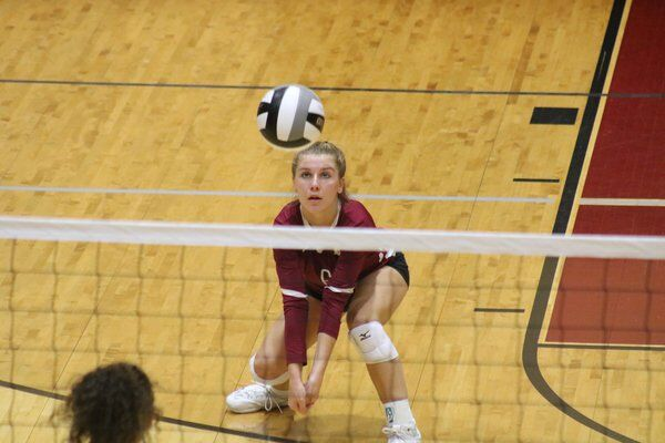 Can you dig it?: Christian Heritage's White, Dalton's De La Cerda hit dig milestone in career as volleyball liberos