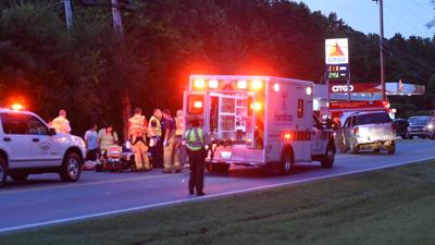Two-car accident in Whitfield County | Local News